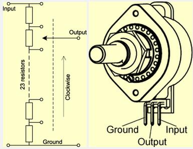 Amazing Volume Attenuators Wiring Database Gramgelartorg